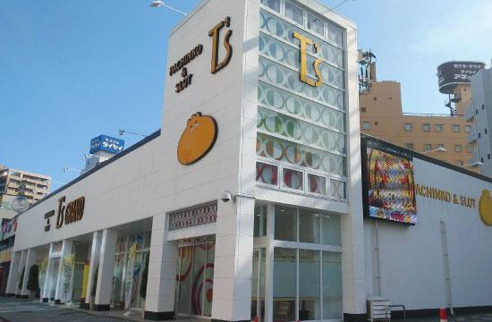 t's中央駅店